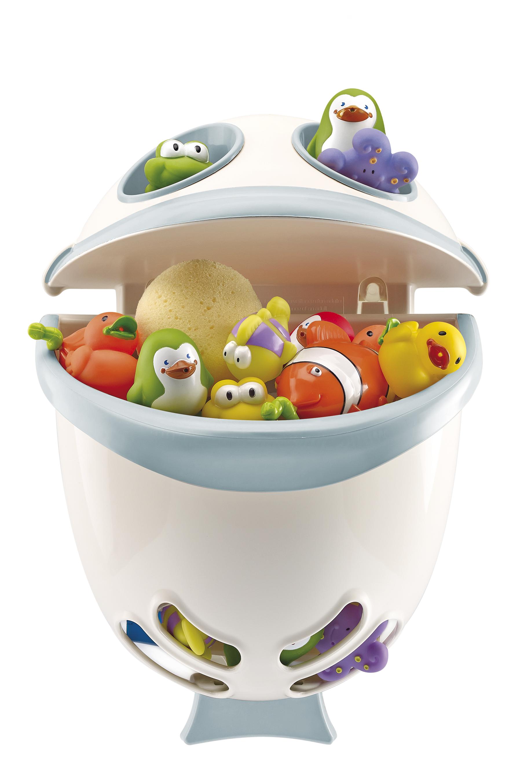 THERMOBABY Box na hračky Zelená