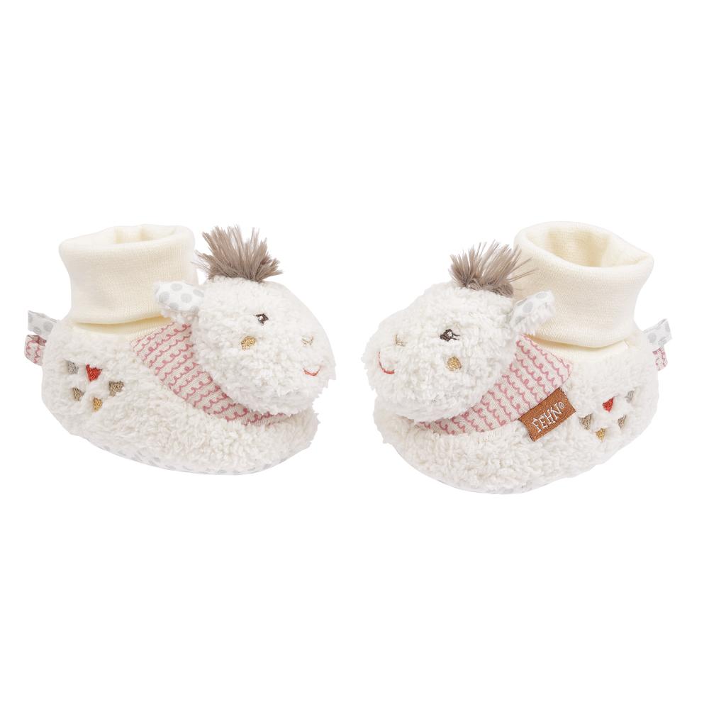 BABY FEHN Chrastící ponožky Peru