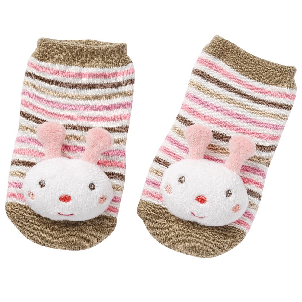 BABY FEHN Chrastící ponožky Garden