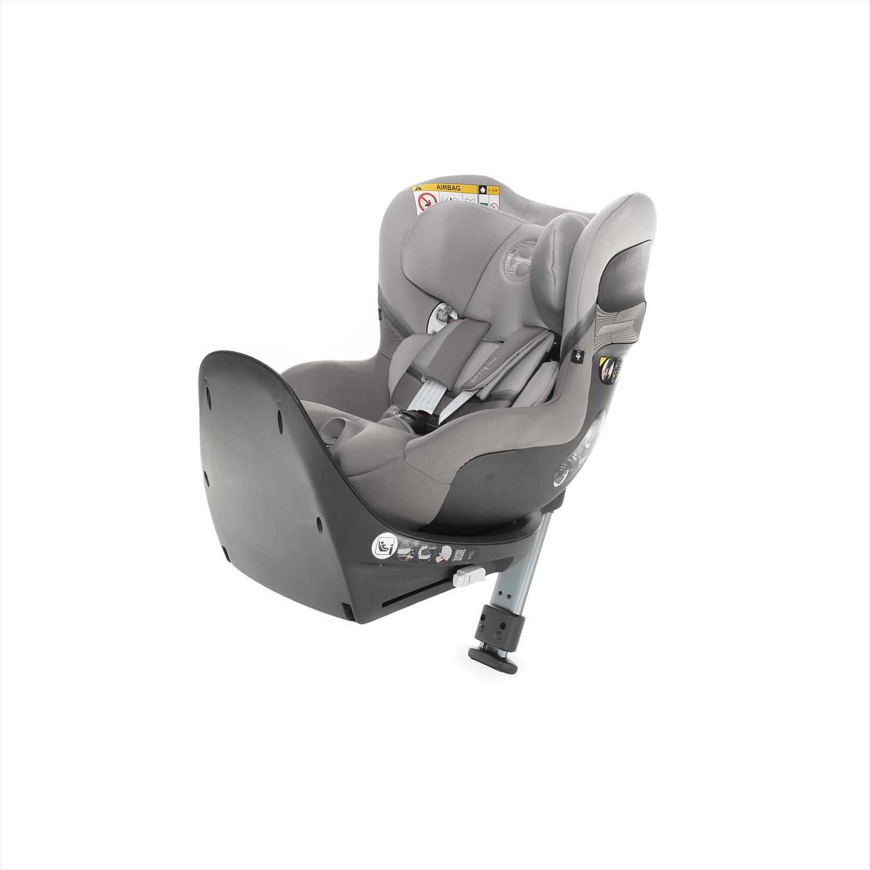CYBEX Sirona S i-Size Soho Grey 2021