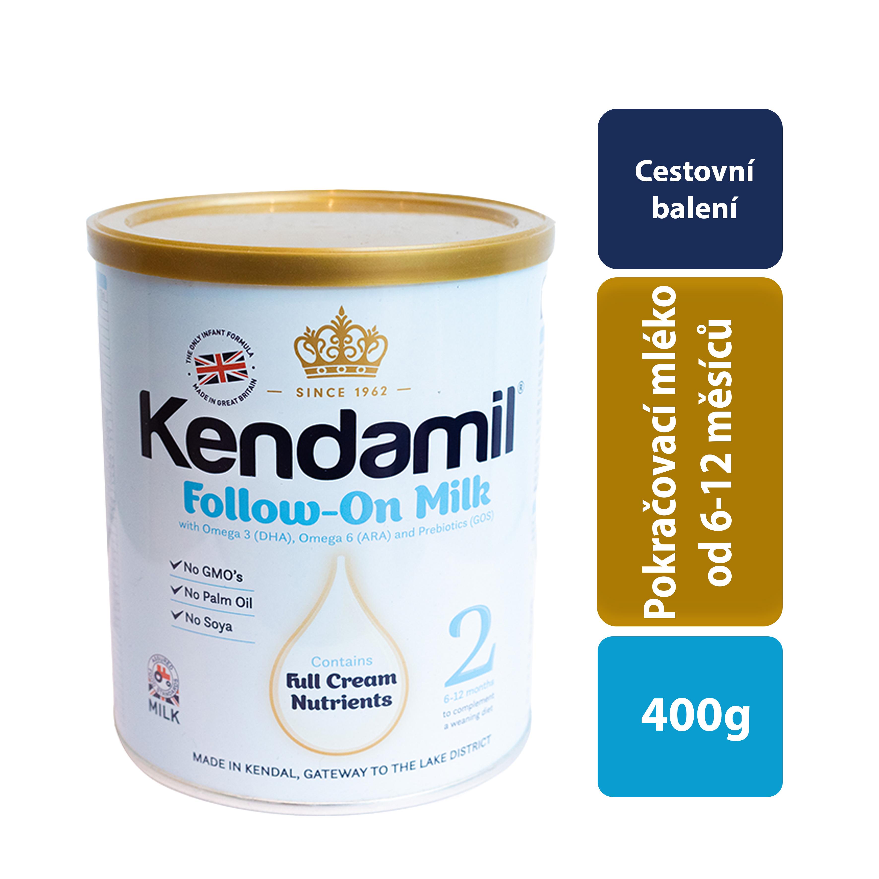 KENDAMIL Kendamil pokračovací mléko 2 2