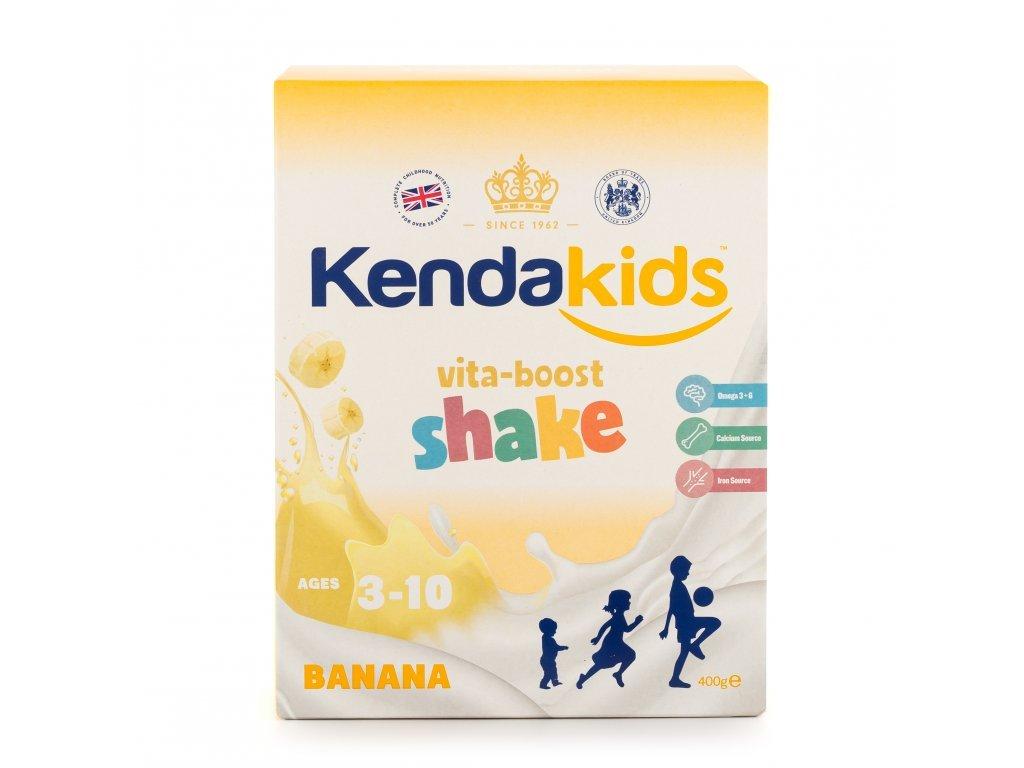 KENDAMIL Kendakids nápoj pro děti Banánový