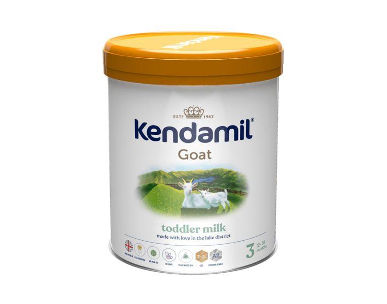 KENDAMIL Kendamil batolecí kozí mléko 3 DHA+