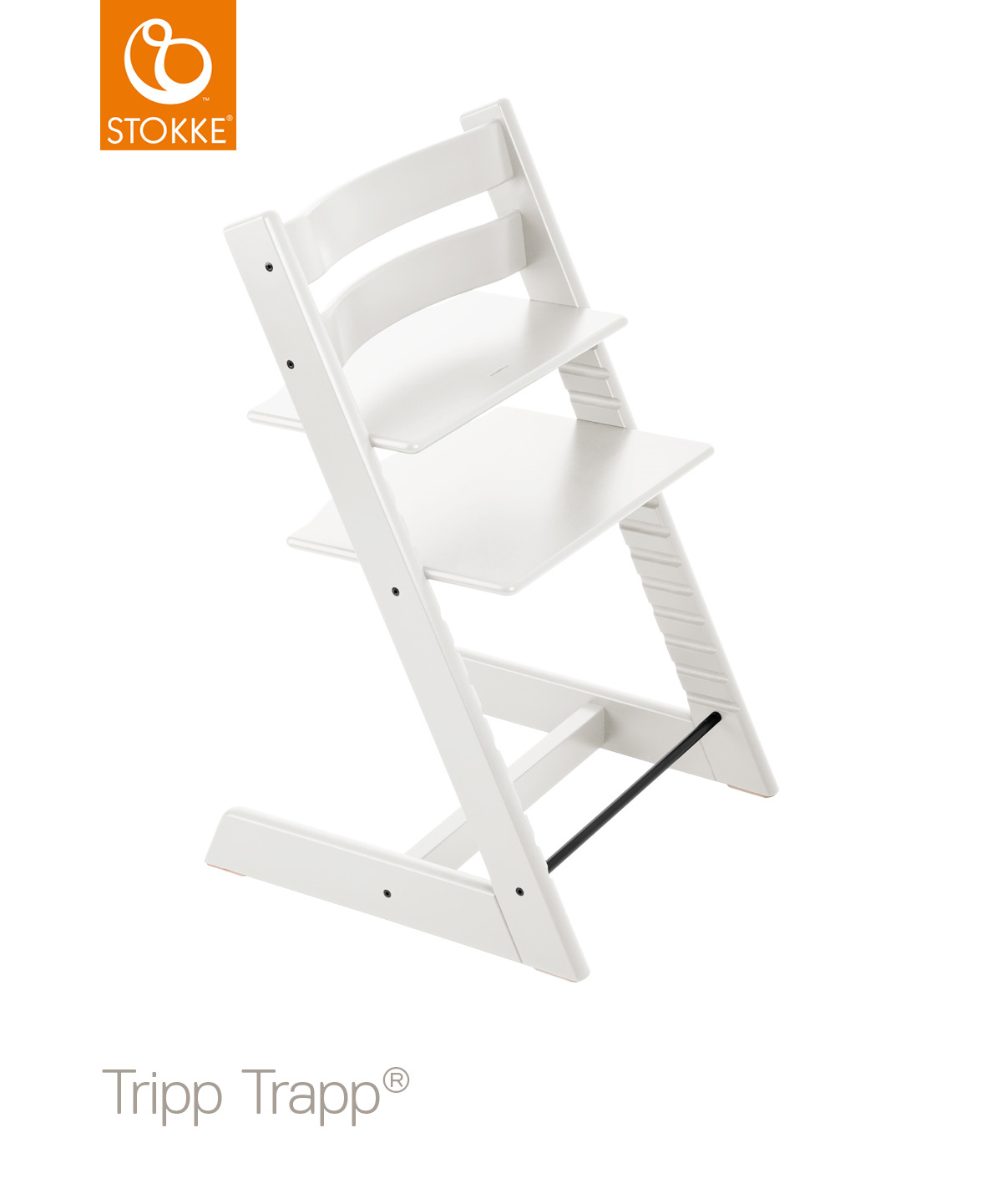 Stokke Tripp trapp bílá