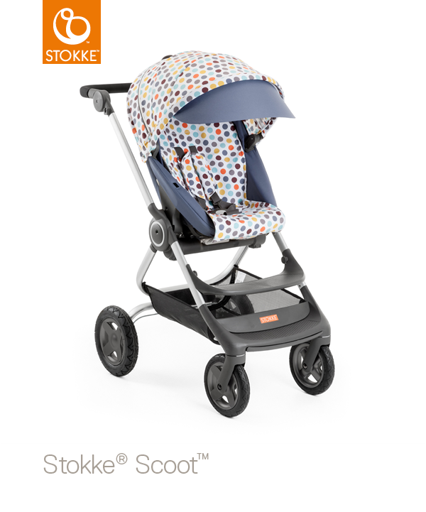 STOKKE Style kit Scoot Retro Dots