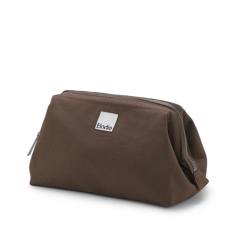 Levně ELODIE DETAILS Příruční taška Zip&Go Chocolate