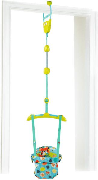 BRIGHT STARTS Hopsadlo do dveří Sea&Discover 6m+, do 11kg