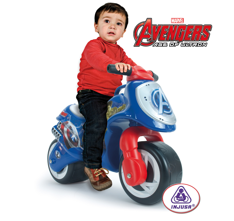 INJUSA Odrážedlo Moto Neox Avengers