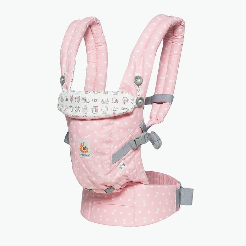 ERGO BABY Nosítko Original Hello Kitty Play Time Růžové 2020