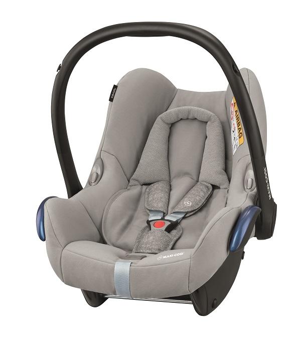 MAXI-COSI Autosedačka CabrioFix Nomad Grey 2
