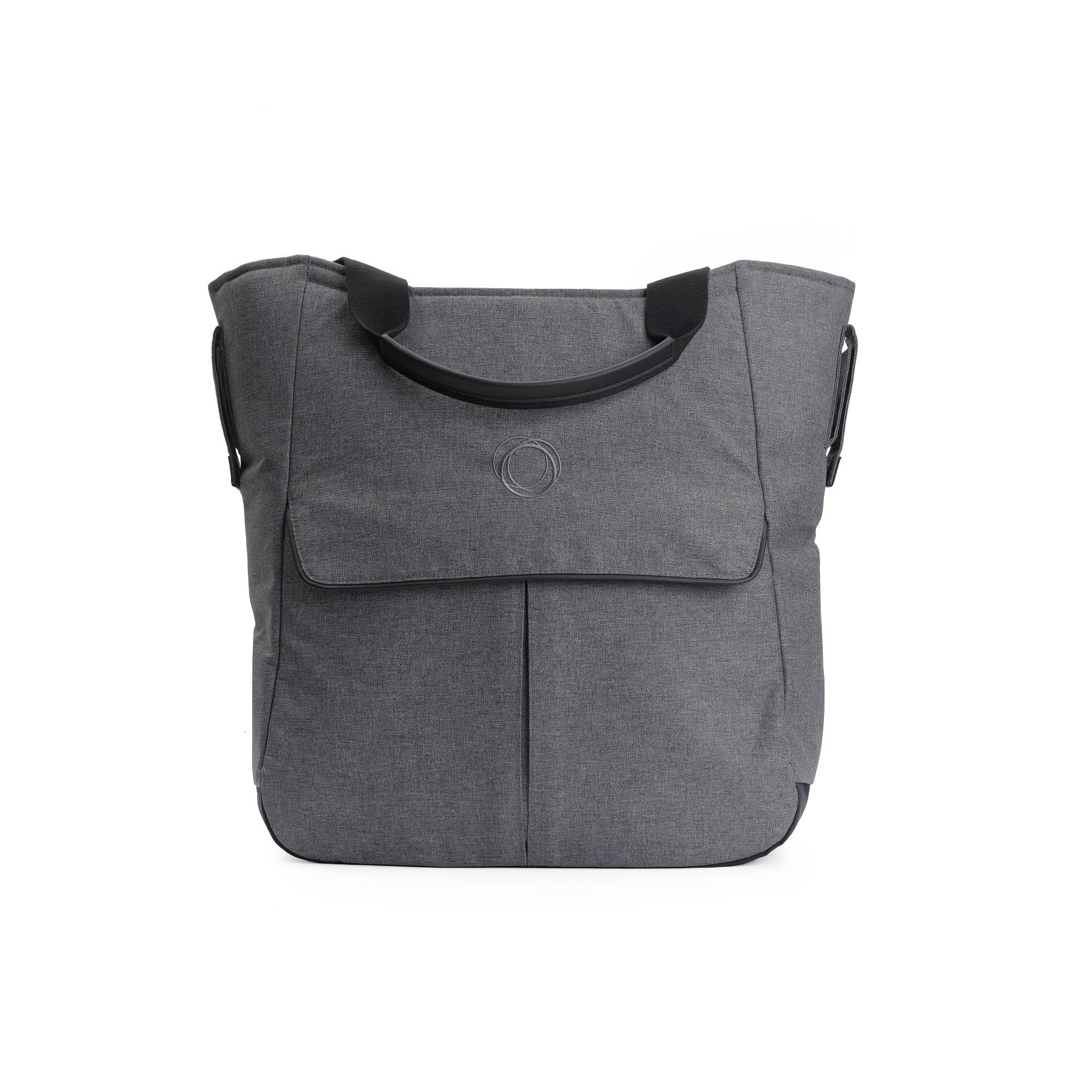 BUGABOO Nákupní taška Mammoth bag Grey Melange