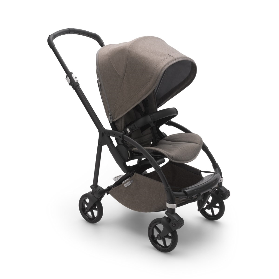 BUGABOO Bee6 komplet Mineral Black Taupe/Taupe