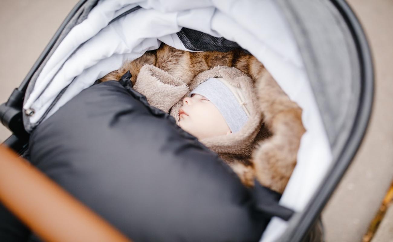Výbavička pro zimní dítě. Na co nezapomenout