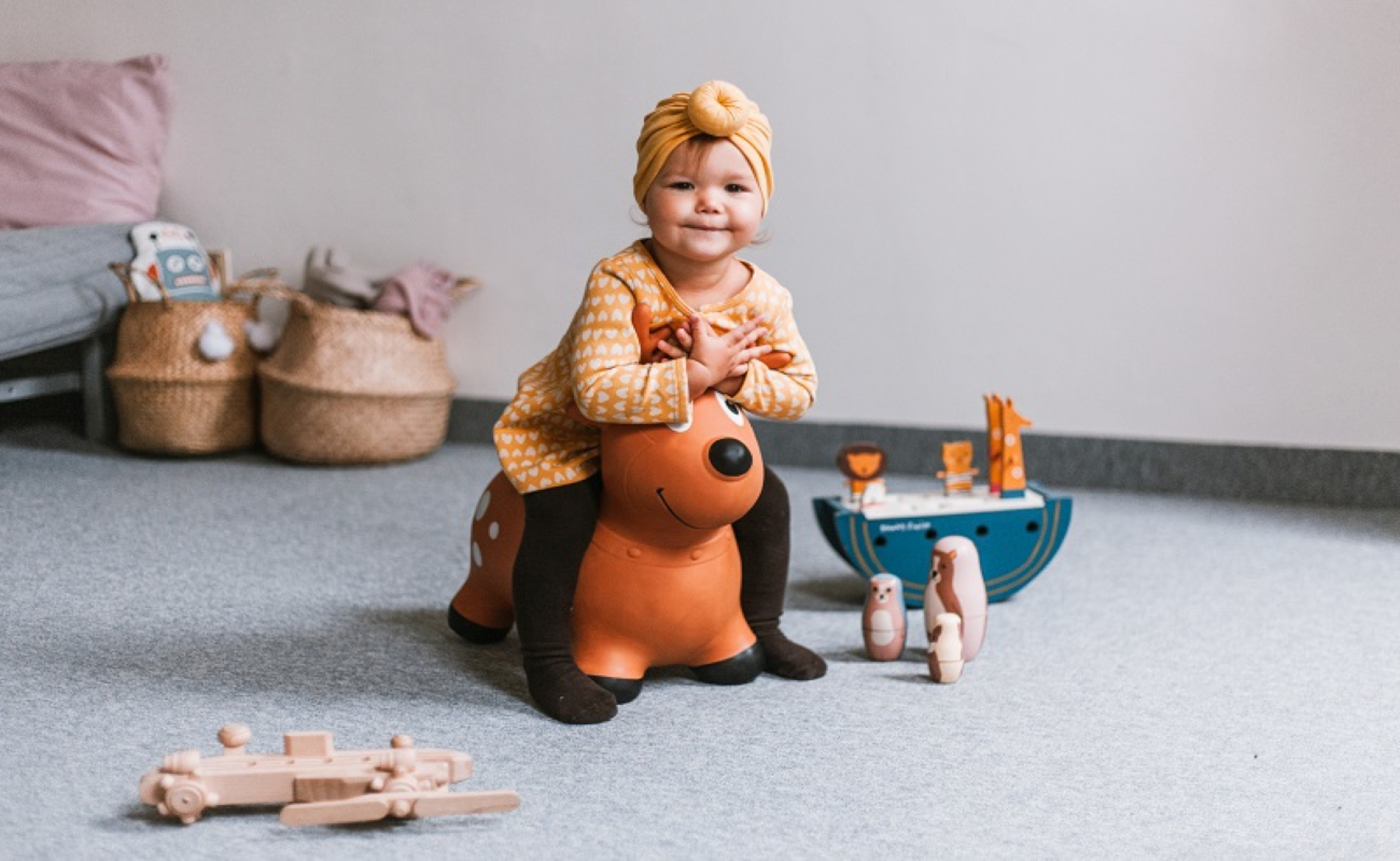 Tipy na dárky pro nejmenší děti