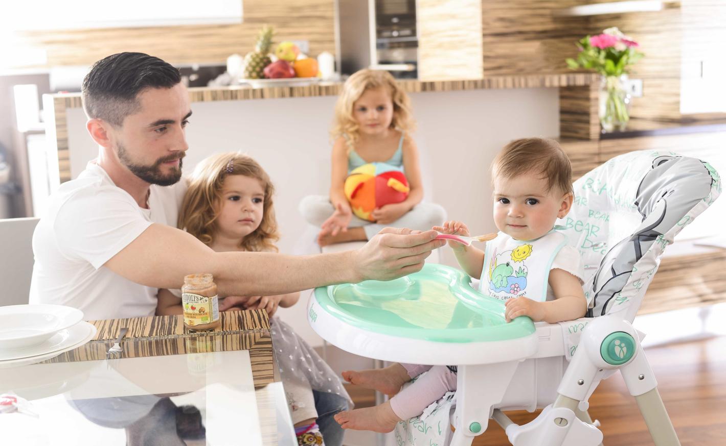Jak vybrat dětskou jídelní židličku