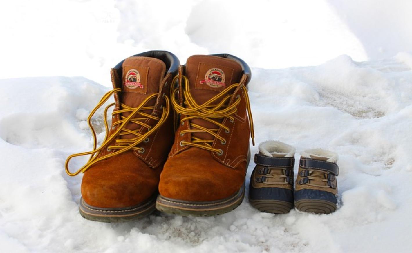 Zimní boty pro děti? Základem je správná velikost