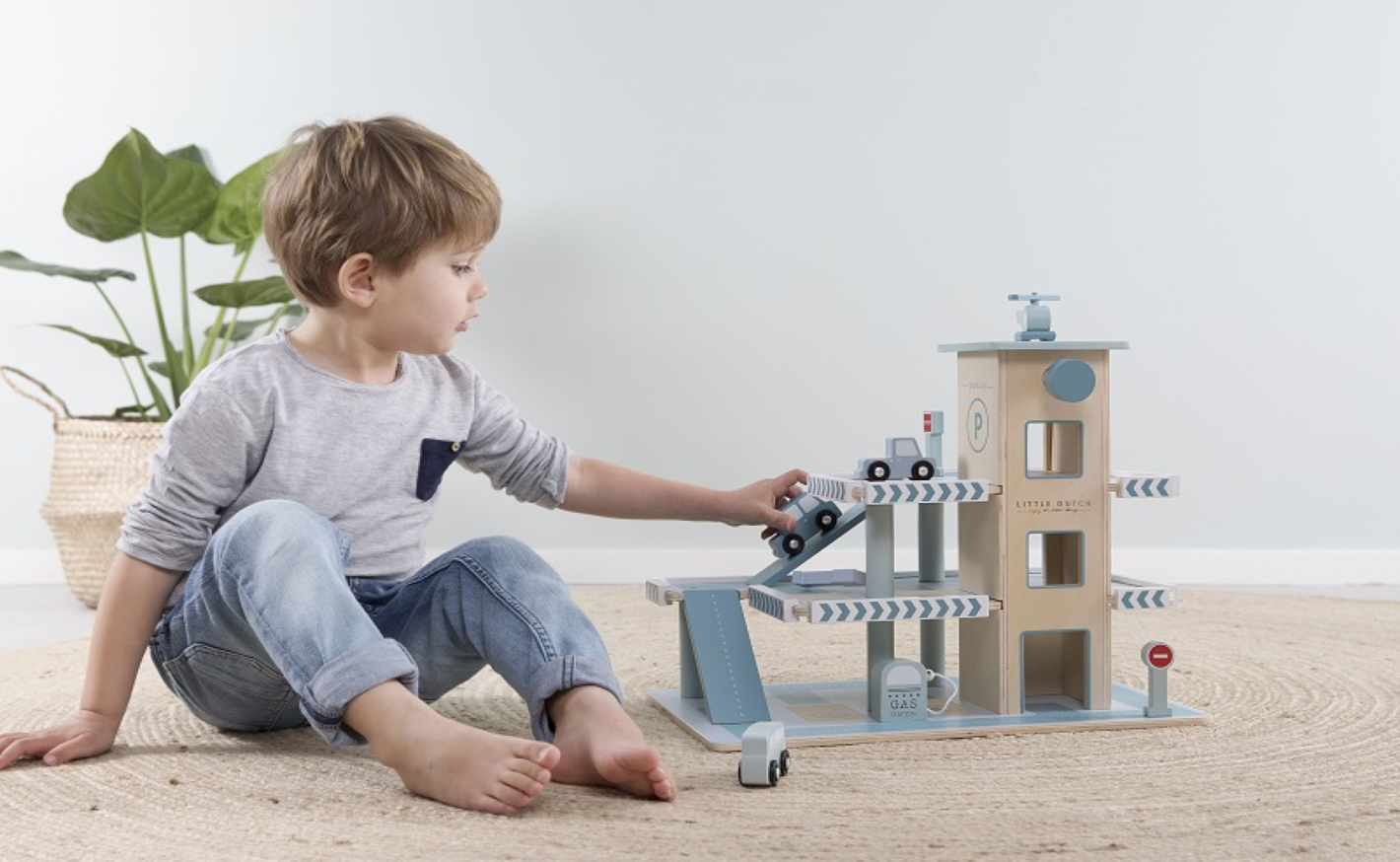 Jak zabavit děti, když nemůžou ven? Rozvíjejícími hračkami
