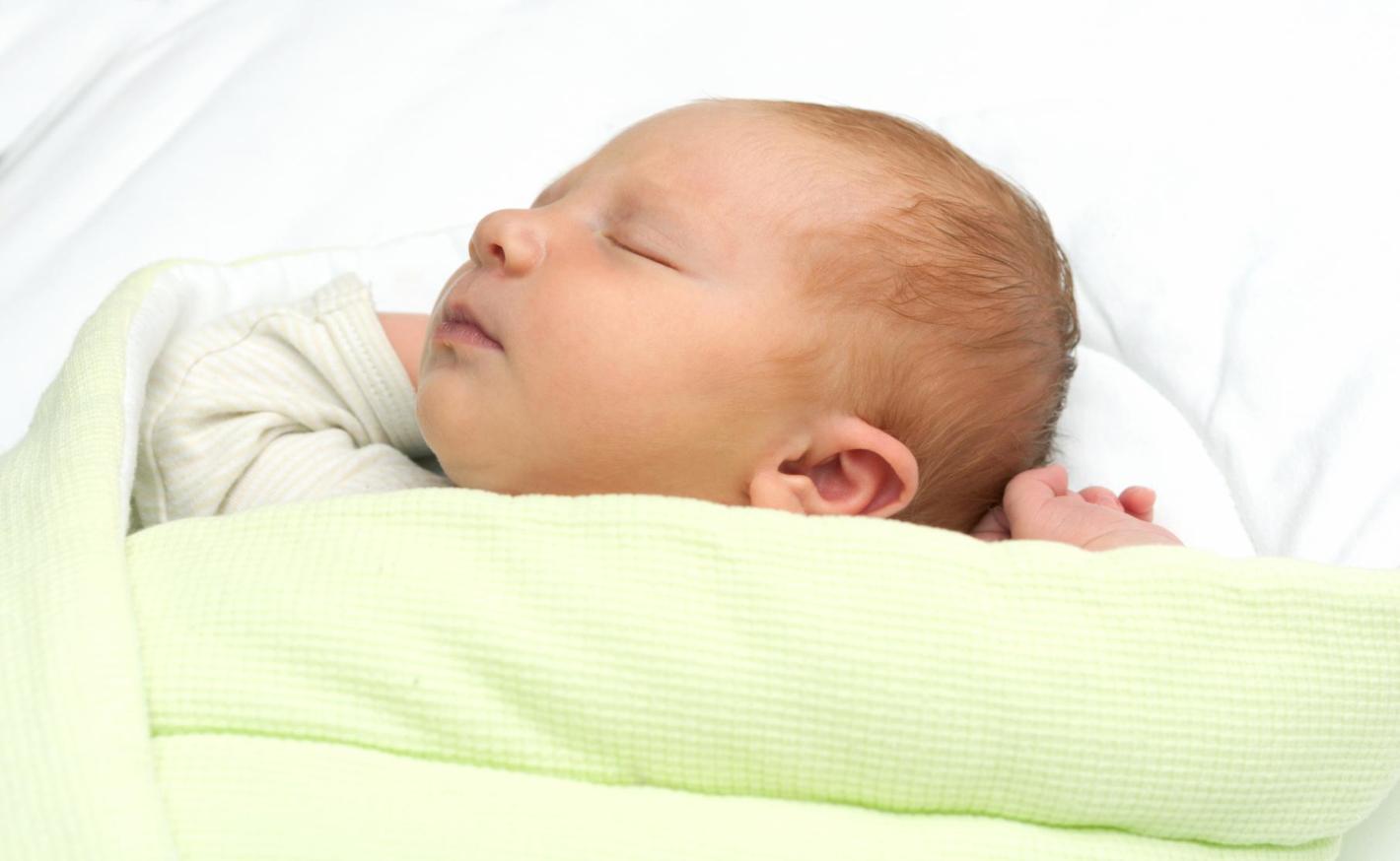 Jak ušít zavinovačku pro miminko