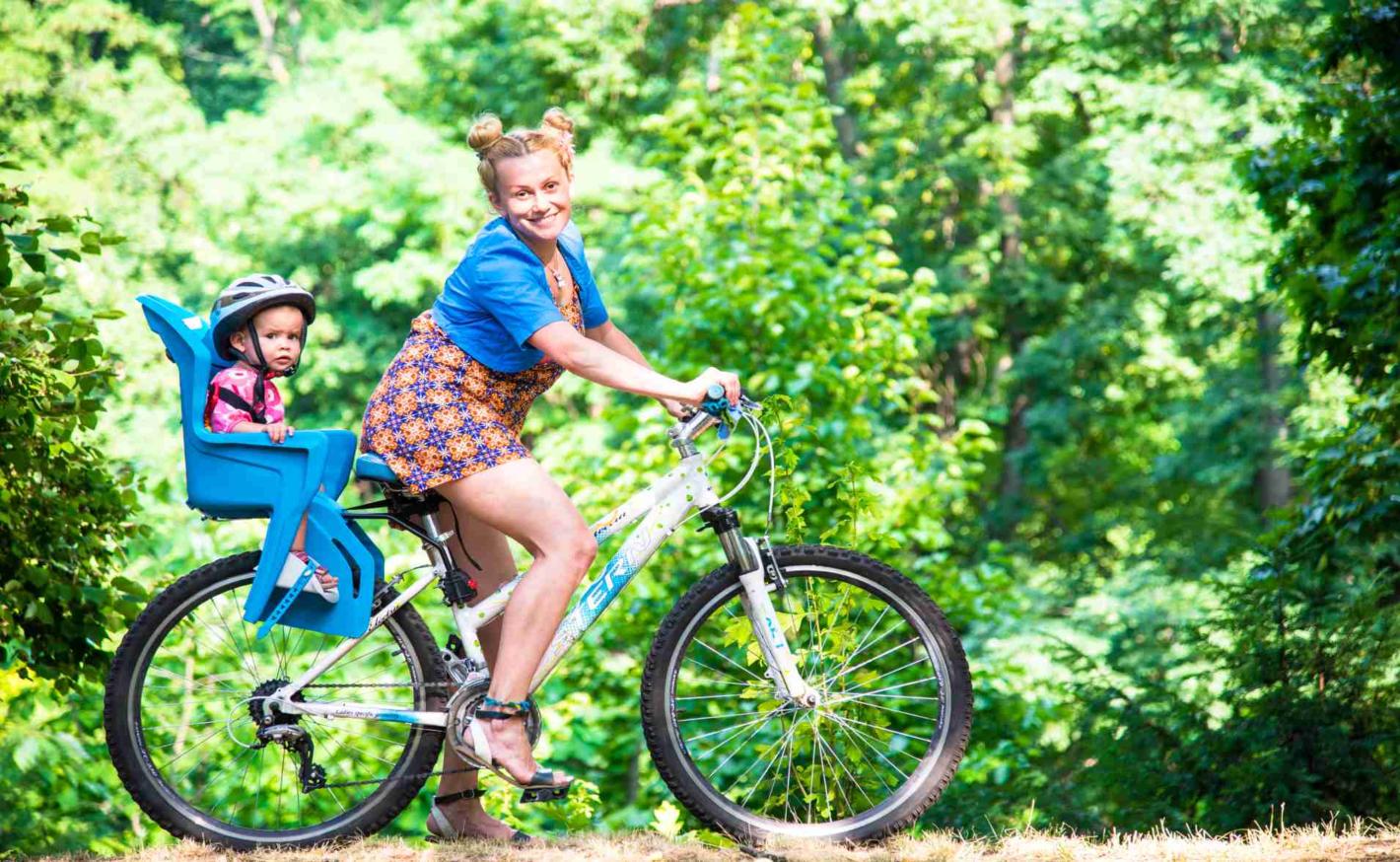 Jak vybrat cyklosedačku a jak s ní jezdit
