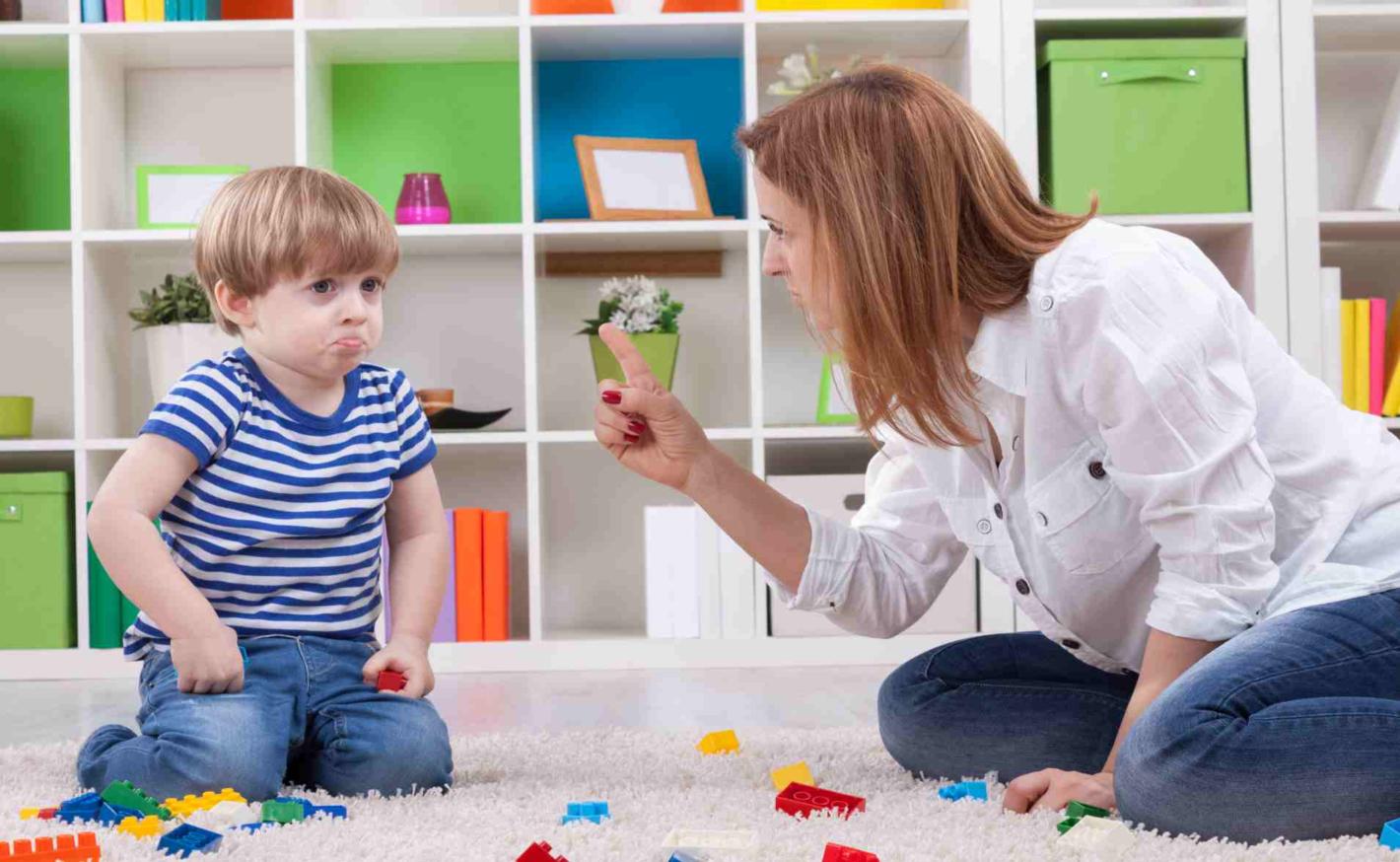 Poprvé: Když se dítě poprvé vzteká, co dělat?