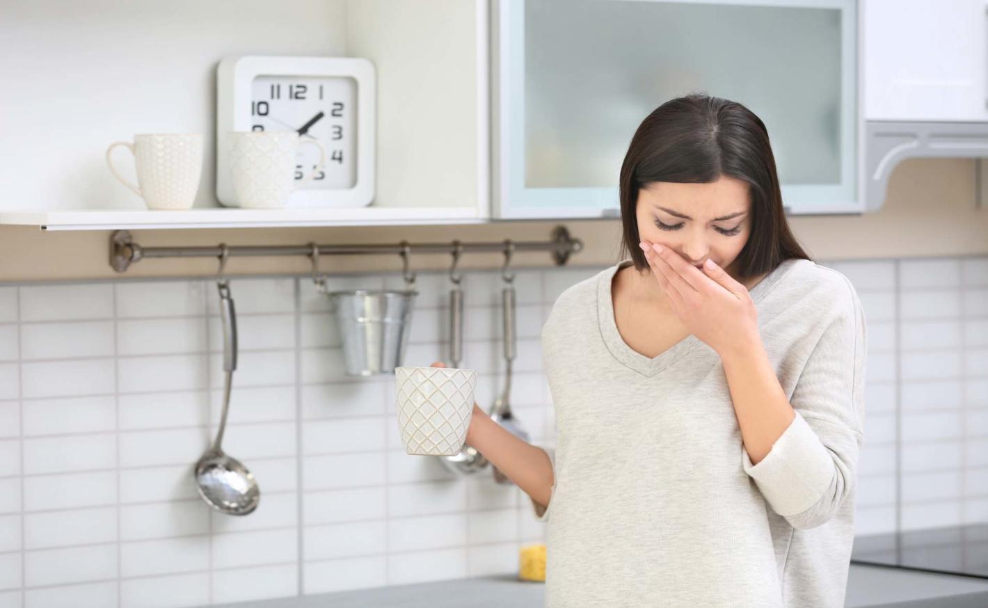 Nevolnost v těhotenství a jak si s ní poradit