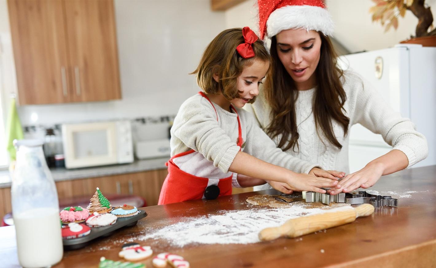 Tipy na vánoční cukroví pro děti