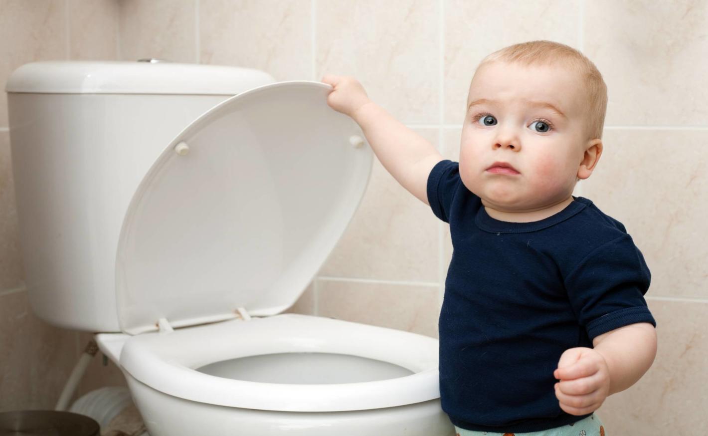 Přechod z nočníku na záchod