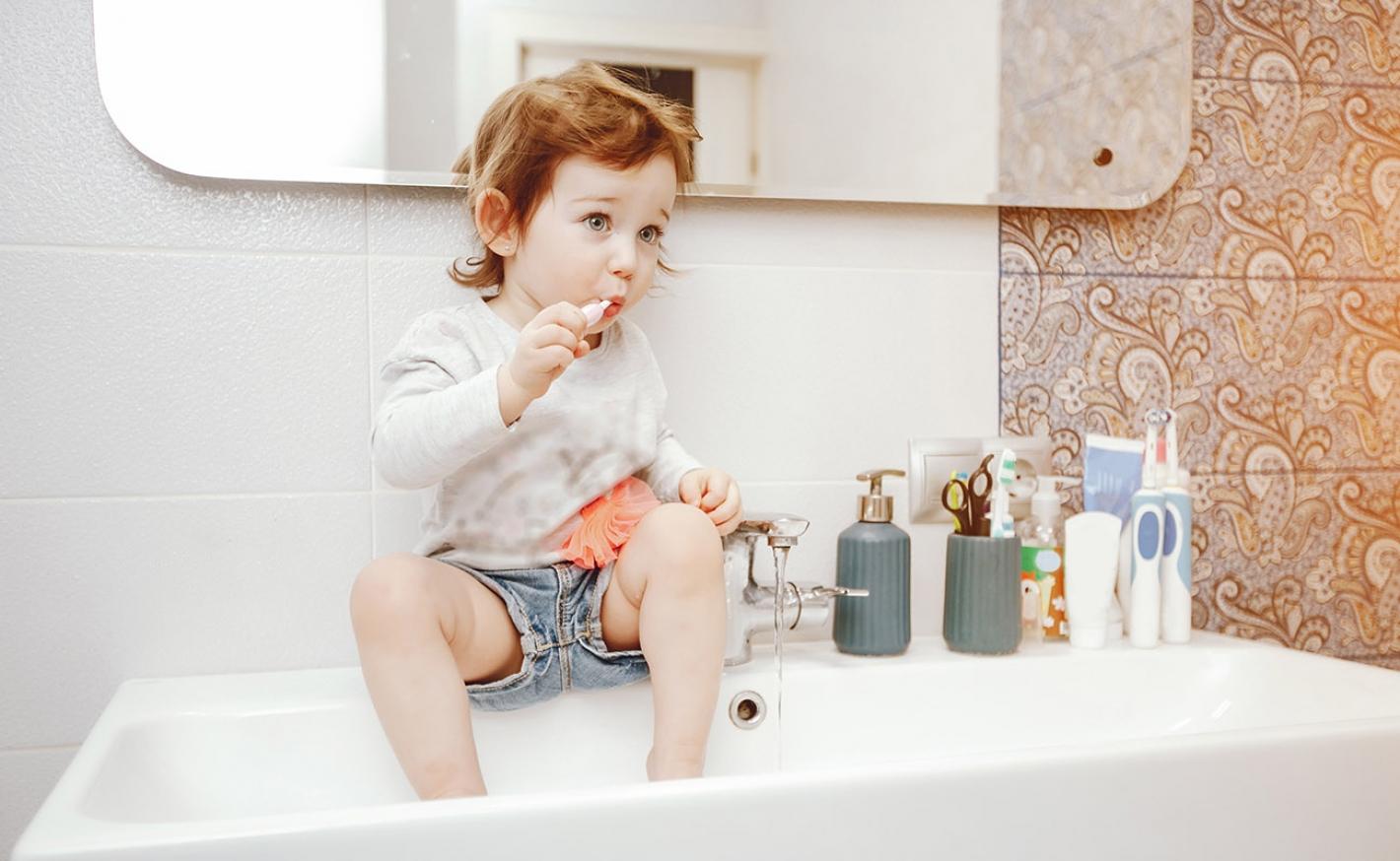 Jak správně pečovat o první zoubky
