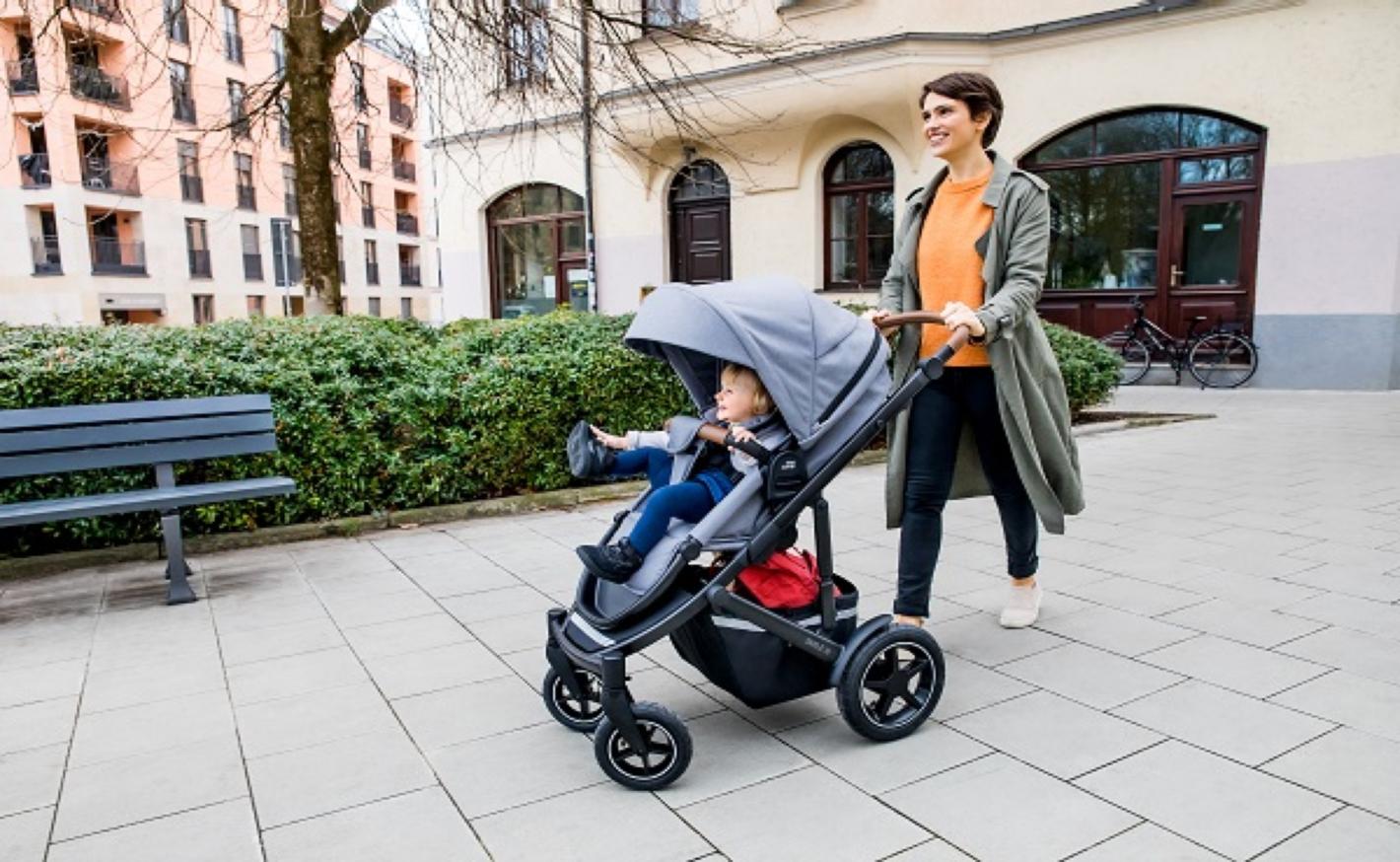 Recenze maminky SMILE III: Městský design na terénních kolech