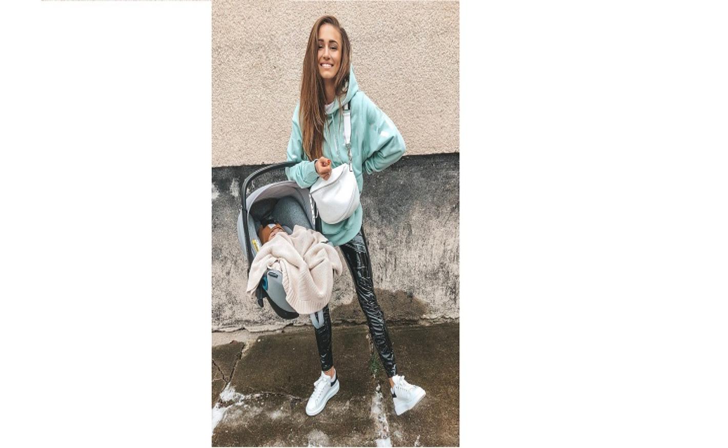 Tatiana Žideková: Cvičení v těhotenství mi pomohlo k spokojené holčičce