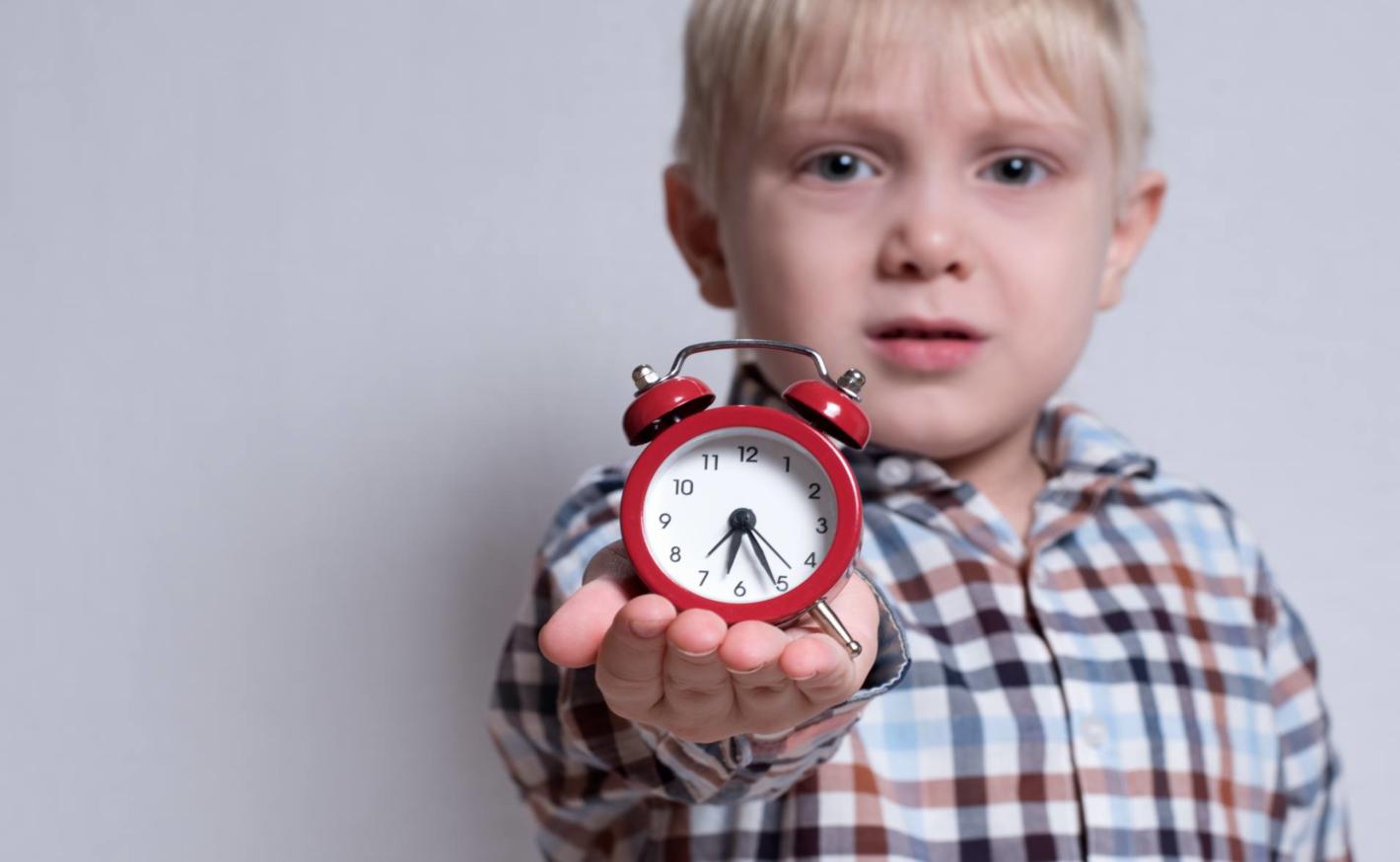 Time management s více dětmi