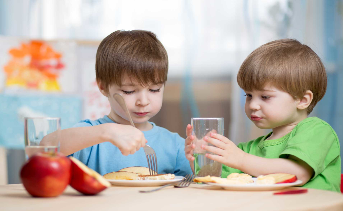 Top 10 nejoblíbenějších dětských jídel