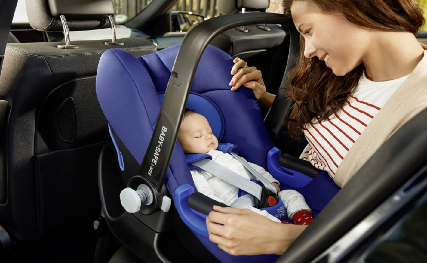 Jak vybrat autosedačku pro novorozence