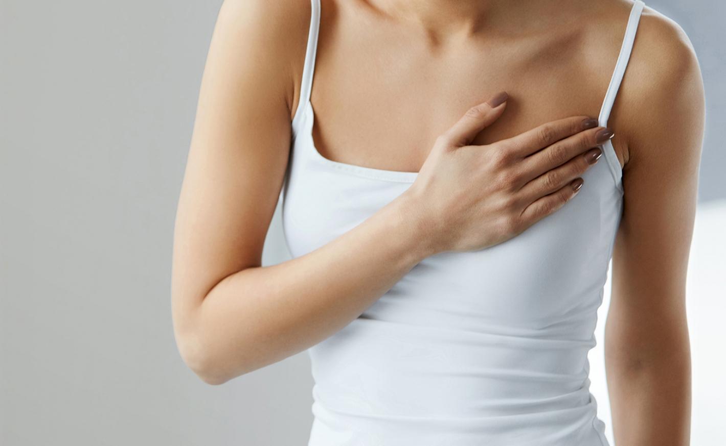 Tipy, jak přežít zánět prsu