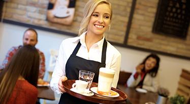 Obsluha dětské kavárny – Brno